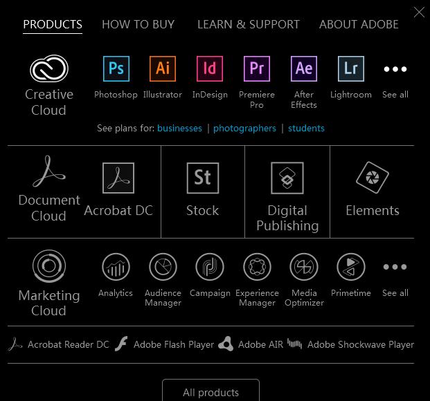 建站工具 AdobePortfolio 网站优化 网站建设 免费建站工具