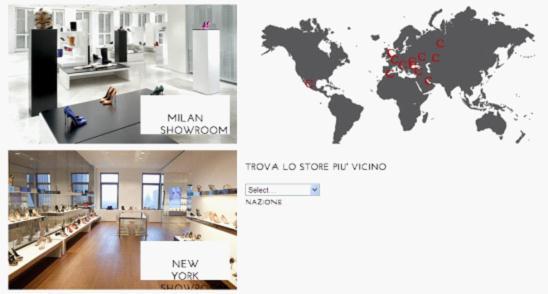 流行服饰网站规划。图片11